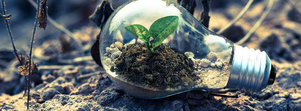 Energieeffizienz-Energieeinsparung-Banner