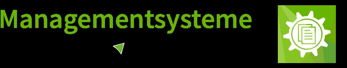 Handbuch für ISO-Managementsysteme